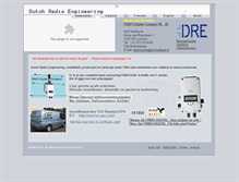 Tablet Preview of dutchradioengineering.nl